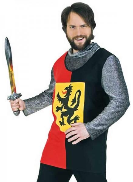 Ritter Gawain Karneval Fasching Kostüm 48-58