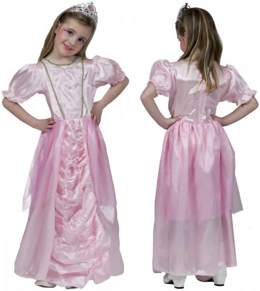 Prinzessin Rosie Kinder Karneval Fasching Kostüm 104-128
