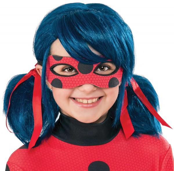 Miraculous Ladybug Marienkäfer Geheime Superhelden Kinder Karneval Kostüm