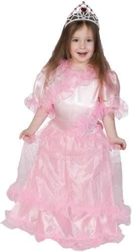 Prinzessin Elissa Kinder Karneval Kostüm 104-128