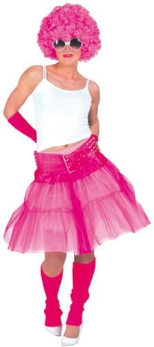 Tüllrock Rock Petticoat Karneval Fasching Kostüm