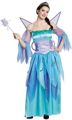 Frühlingsfee Fee Elfe Karneval Fasching Kostüm 36-52